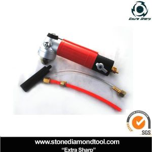 Variable Speed Air Electric Angle Grinder pictures & photos