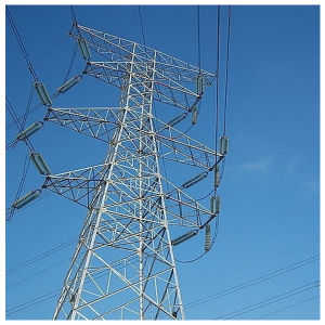 220kv Transmission Line Tower/Steel Structure
