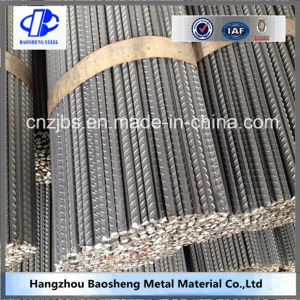 Manufacturer Concrete Material Hot Rolled Steel Rebar Reinforcing Steel Bars pictures & photos