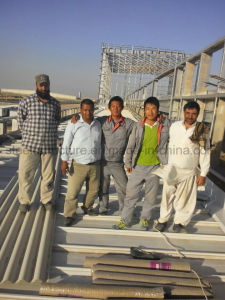 Prefabricated Steel Structure Workshop for Manufacturing Plant pictures & photos