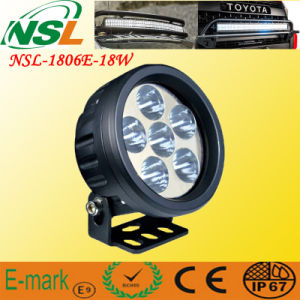 18W LED Work Light, 12V 24V LED Work Light, Ce, RoHS LED Work Light off Road Driving Light pictures & photos