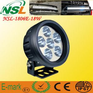 Top Selling! ! 18W LED Work Light, 12V 24V LED Work Light, CE, RoHS LED Work Light off Road Driving Light pictures & photos