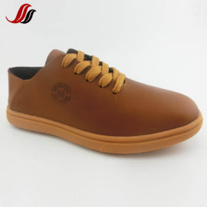 Latest High Quality Men′s Dress Shoes Casual Leather Shoes (LZ5) pictures & photos