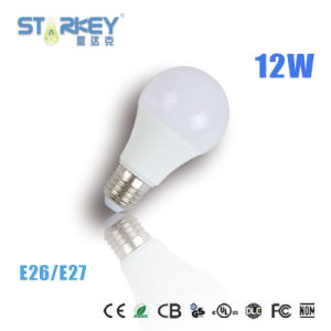 UL Es A19 12W E26 LED Bulb Light