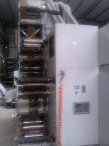 Flexo Printing Machine with Video Monitor (RY-320/480E-6C) pictures & photos