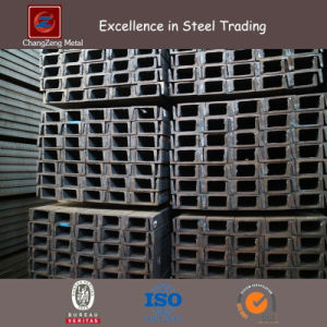 JIS Standard Hot Rolled Carbon Steel Channel Bar (CZ-C108) pictures & photos