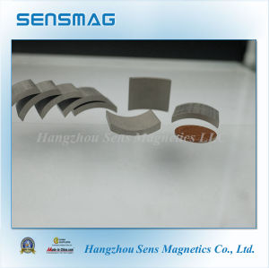 Rare Earth Permanent SmCo5 SmCo20 Arc Magnets with RoHS pictures & photos