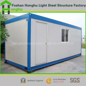 Prefabricated House Steel Structure Frame Prefab Container House pictures & photos