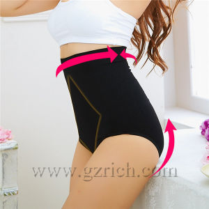 Japan High Waist Body Slimming Pants Shaper Wear Tummy Waist pictures & photos