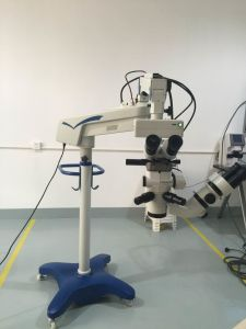 Ophthalmic Operating Microscope Osm-2000L (can do anterior and retinal vitreous surgery) pictures & photos