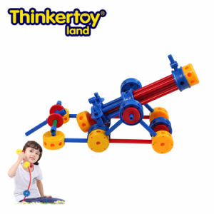 Thinkertoy Land Blocks Educational Toy Military Series Long Range Strike Ordnance (M6602)