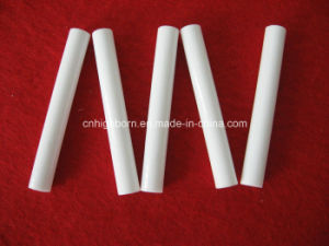 Industrial Electrical Insulation 95% Al2O3 Ceramic Pipe pictures & photos