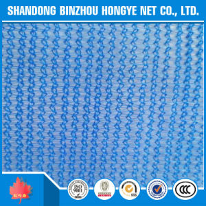 Green Scaffolding HDPE Knitted Construction Safety Net with UV Fr pictures & photos