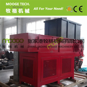 Single Shaft Waste Plastic or Wood Shredder pictures & photos