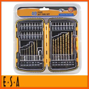 2014 New and Popular Tooling Set, Promotional 40PCS Bit Tool Set, Hot Sale Hand Tools, Hardware Tool T18A032 pictures & photos