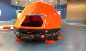 ISO/Solas Approval 4 Persons Inflatable Life Raft pictures & photos