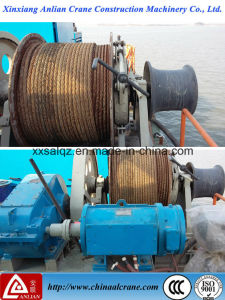 Marine Used Large Power Electric Winch pictures & photos