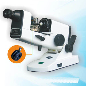 Lens Meter, Internal Reading (GJD-7) pictures & photos