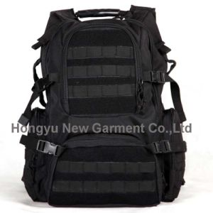 OEM New Design Waterproof Army Military Molle Velcro Backpack (HY-B087) pictures & photos