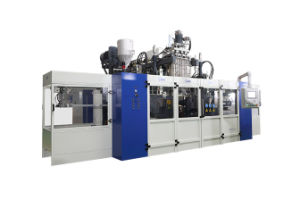 Automatic Blow Molding Machine B20d-900 (2 Stations 4 Cavities)