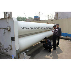 Compressed Natural Gas Storage Stainless Steel Cylinders pictures & photos