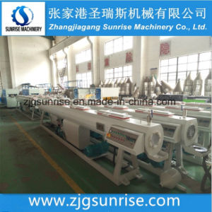 Plastic Water Pipe Conduit Pipe PVC Pipe Extrusion Production Making Machine pictures & photos
