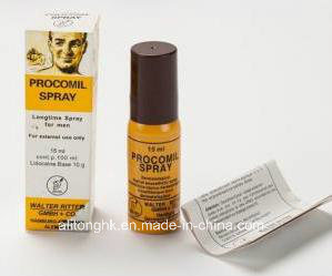 Procomil Spray Sexual Enhancer Delay Spray pictures & photos