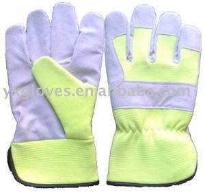 Pig Skin Glove-Leather Garden Glove-Working Glove-Safety Glove pictures & photos
