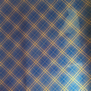 Synthetic PU Leather Check Pattern for Bag, Purse pictures & photos