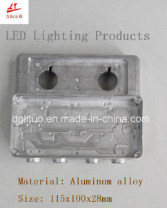 Aluminum LED Light Body Die Casting Parts pictures & photos