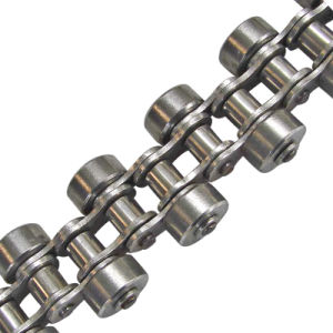 Flex Chain Side Wheel Chain Side Roller Galvanized Conveyor Chain for Food pictures & photos