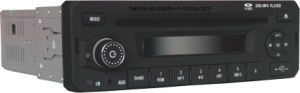 Bus Car Audio DVD Player with USB Mic Radio pictures & photos