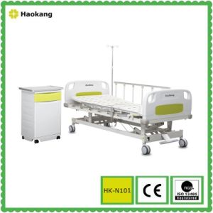 Hospital Bed for Electric Five-Function Medical Equipment (HK-N101) pictures & photos