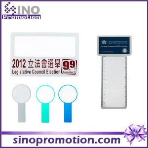 Promotional Gift Card Magnifier Custom Card Magnifier