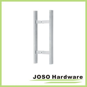 Wholesale Stainless Steel Glass Door Handle (SHD01) pictures & photos