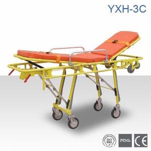 Aluminum Alloy Ambulance Stretcher Yxh-3c pictures & photos