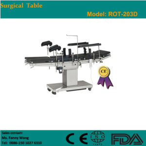 2015 Promotion! ! Electric Operation Table (ROT-203D) -Fanny pictures & photos