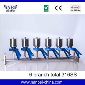 Whole Set Stainless Steel Manifolds Multi Branch Manifolds pictures & photos