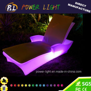 LED Chaise Lounge, Lounge Chair, Outdoor Chaise Chair pictures & photos