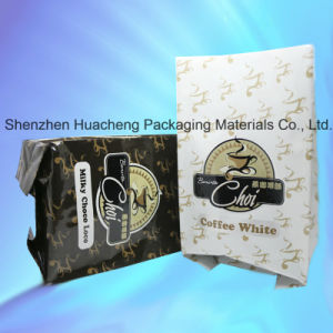 Custom Printed High Barrier Stand up Zip Lock Coffee Bag