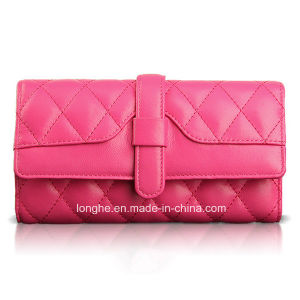 Excellect China Supplier PU New Arrival Wallet (ZX10124) pictures & photos