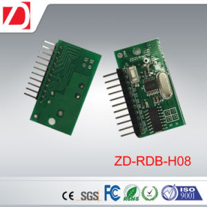 Best Price 433MHz RF Receiver Module Superregeneration for Automation Device Factory OEM pictures & photos