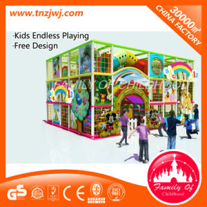 Naughty Castle Kids Soft Playground Indoor Playground Equipment pictures & photos