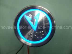 Elevator Lift LED Push Button with Round Shape pictures & photos