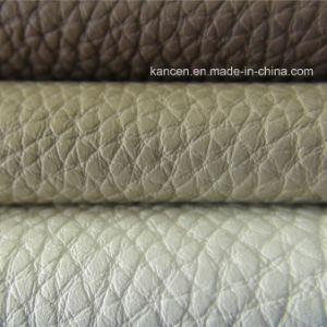 Lichee Grain Car Seat Leather of CPU (KC-ZK03)