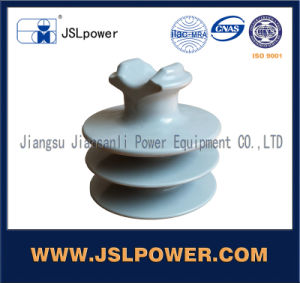 China Manufacturer 35kv Modified Polyethylene Pin Insulator for Transmission Line pictures & photos