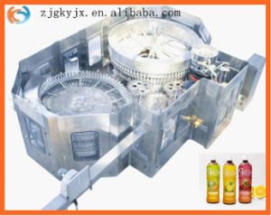 Automatic Rotary Type Pet Bottle Hot Juice Filling Machine pictures & photos