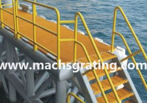 FRP Work Platform Safifty Strength pictures & photos
