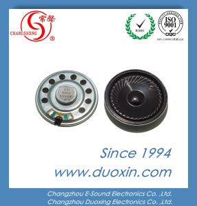 50mm 8ohm 1W Mini Waterproof Car Mylar Loudspeaker Dxi50n-C pictures & photos