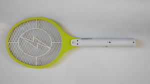 New White Material Electric Mosquito Bat Mosquito Swatter pictures & photos